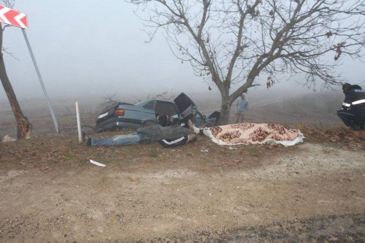 (FOTO) Ceaţa face victime la Căuşeni: Două persoane au murit, iar alte două au fost spitalizate