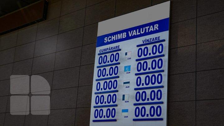 CURS VALUTAR: Cât costă un euro şi un dolar, astăzi 9 noiembrie