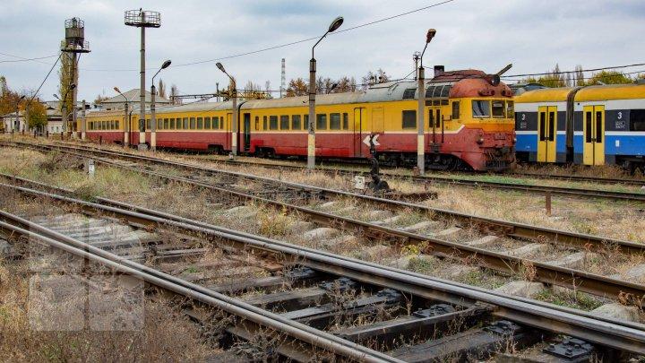 Trenul suburban de pasageri Ungheni-Chișinău va circula permanent cu 6 vagoane