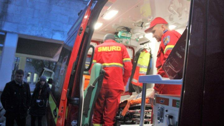 Victimele accidentului de circulație produs în România, au fost aduse în Republica Moldova