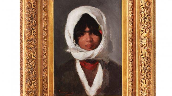 Record la o licitaţie din România. Un tablou a fost vândut pentru 340.000 de euro