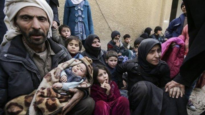 Circa 260 de mii de sirieni s-au întors în zona în care Turcia a desfăşurat o operaţiune transfrontalieră