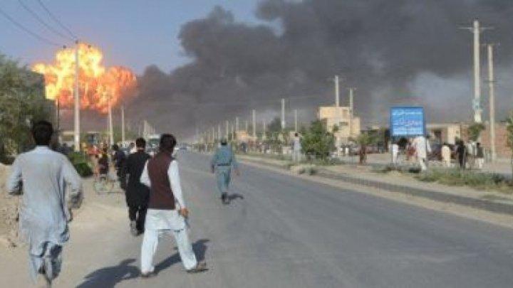 Alimentarea cu curent electric în Capitala afgană Kabul şi în alte 11 provincii, întreruptă în urma unor atacuri
