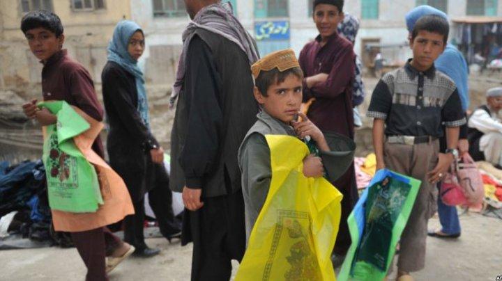 Fiecare copil care s-a născut şi a crescut în Afganistan în ultimii 18 ani, afectat de război