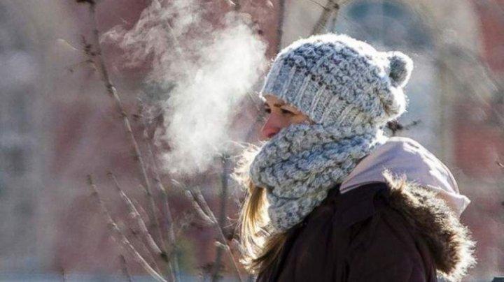 Vin temperaturile scăzute! Cum se manifestă alergia la frig şi ce trebuie să faci dacă o ai?