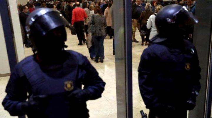Alertă cu BOMBĂ în Barcelona. Circulaţia trenurilor de mare viteză, întreruptă