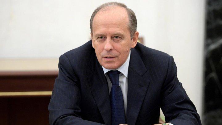 Şeful FSB se laudă că au reuşit să prevină mai multe atentate teroriste cu ajutorul dronelor în timpul CM 2018