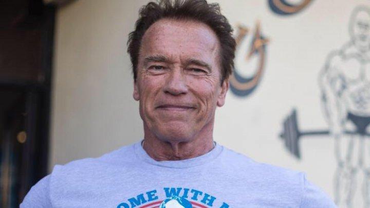 Arnold Schwarzenegger vine în România. La ce eveniment va participa celebrul actor american