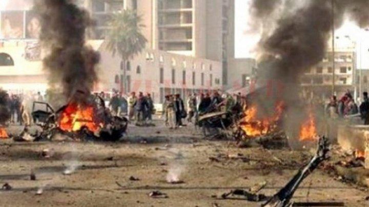 ATENTATE cu explozivi la Bagdad: Şase morţi şi cel puţin 20 de răniţi