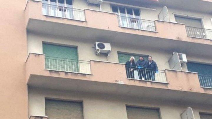 GEST ŞOCANT. Un bărbat şi-a ucis soţia, apoi s-a aruncat de la etaj... a considerat că a trăit prea mult