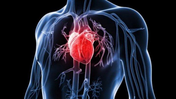 TREBUIE SĂ ŞTII! Simptomele celor mai comune boli de inimă