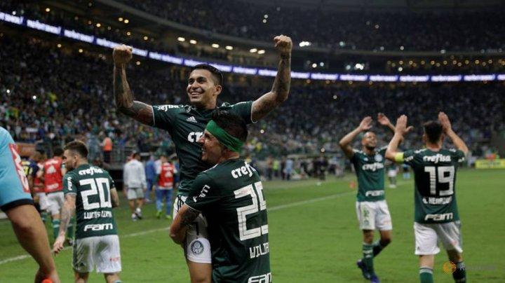 Palmeiras a devenit campioană a Braziliei la fotbal pentru a zecea oară în istoria sa