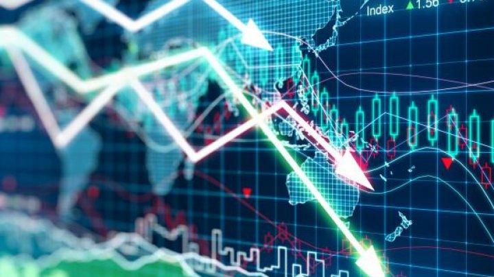 Bursele europene şi, cea de la New York, din nou în scădere puternică