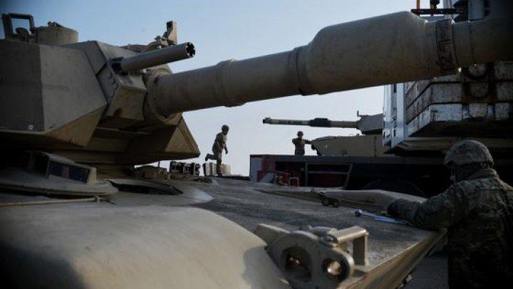 Zece ţări au lansat un plan comun de apărare militară a Europei