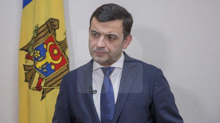 Interviu exclusiv pentru PRIME. Chiril Gaburici, despre investiţiile în IT, programul Drumuri Bune şi mediul de afaceri din Moldova