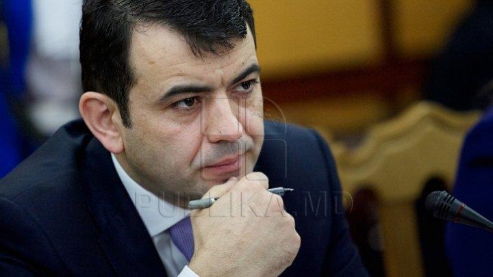 Chiril Gaburici a prezidat ședința Comisiei pentru Situații Excepționale în legătură cu avertizările meteorologice pentru aceste zile