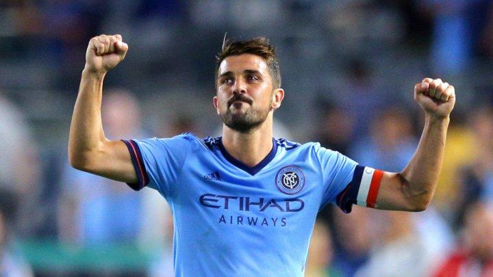 New York City a anunțat despărțirea de căpitanul și vedeta echipei, David Villa