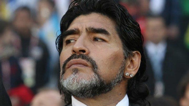 Diego Maradona cere ca trofeul Cupei Libertadores să fie acordat clubului Boca Juniors