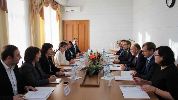Lituania și-a asumat angajamentul de a oferi suport țării noastre în dezvoltarea domeniului de ocupare a forței de muncă și al protecției sociale