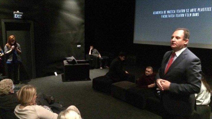 Moldova a participat cu filmul artistic de scurt metraj Casa Mare la Festivalul Fantazia de la Baku