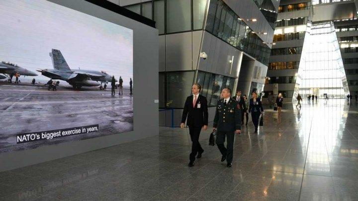 Colaborarea Republicii Moldova cu NATO în domeniul apărării, discutată la Bruxelles