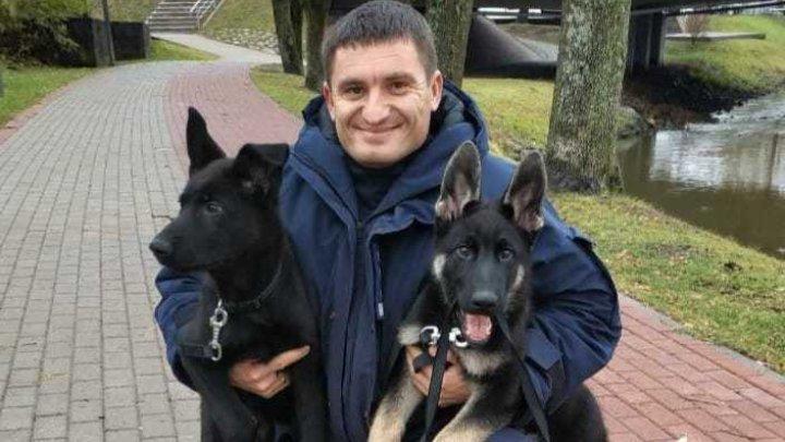 Eforturile Poliției de Frontieră în dezvoltarea echipelor canine, apreciate de JTI