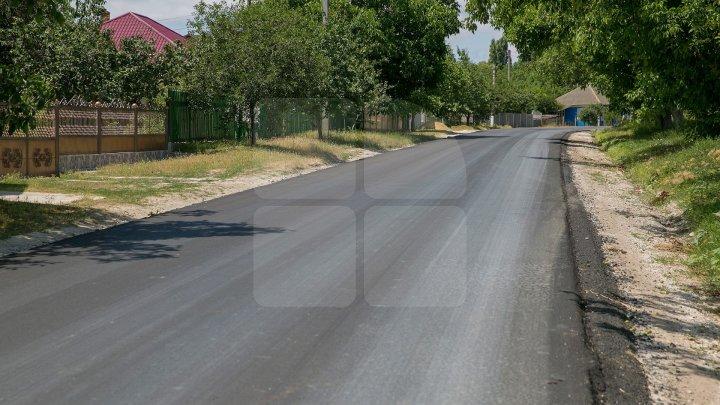Programul Drumuri bune pentru Moldova, realizat în proporție de peste 95 la sută: Să ne mobilizăm și să finisăm toate lucrările