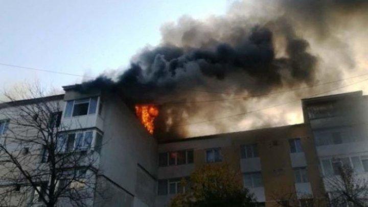 Aproape 60 de persoane au fost evacuate dintr-un cămin de nefamilişti din România (VIDEO)