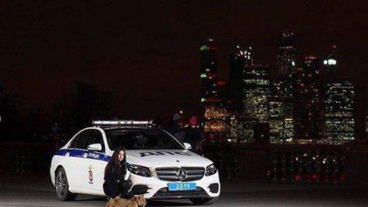 Fiica unui milionar A PROVOCAT UN SCANDAL cu o ședinţă foto extravagantă. Poliţia a iniţiat o anchetă (FOTO)