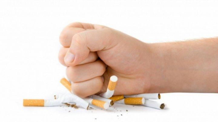 Studiu: Ce se întâmplă la 24 de ore după ce te laşi de fumat