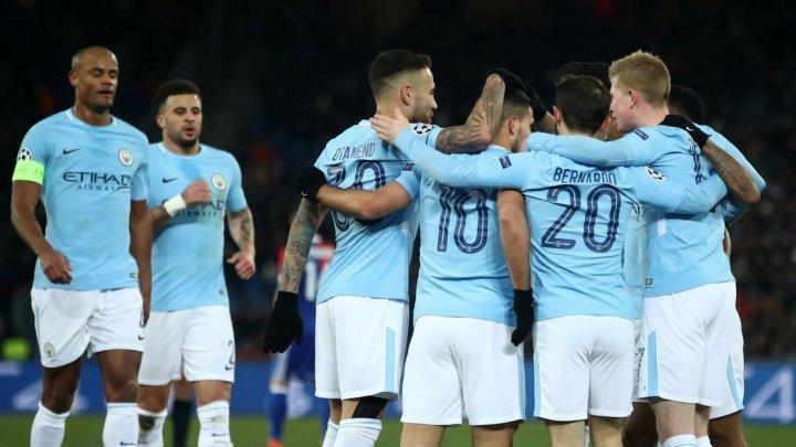 Cupa Ligii engleze: Manchester City s-a calificat fără probleme în sferturile finală