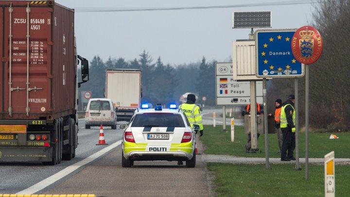 Perioada controalelor la frontiera danezo-germană a fost prelungită până în mai 2019