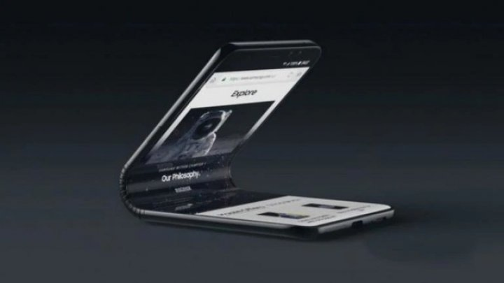 Samsung începe să pregătească lansarea telefonului pliabil
