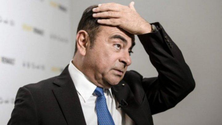 Carlos Ghosn, fostul preşedinte al Nissan, a fost arestat din nou în Japonia