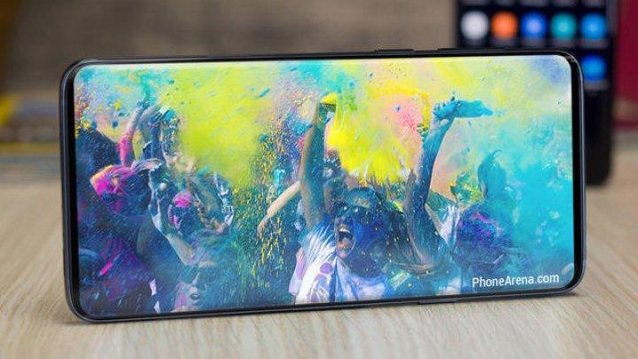 Galaxy S10 ar putea fi primul smartphone cu Infinity-O display, înconjurat de o ramă aproape invizibilă