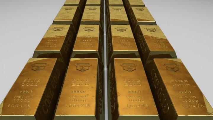 Câte tone de rezervă de aur mai există sub pământ