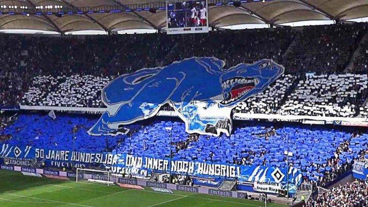 Clubul german de fotbal SV Hamburg a înregistrat pierderi de 5,8 milioane euro