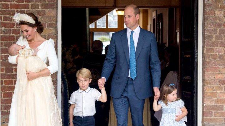 Copiii Prințului William și ai lui Kate Middleton NU DESFAC de Crăciun CADOURILE PRIMITE