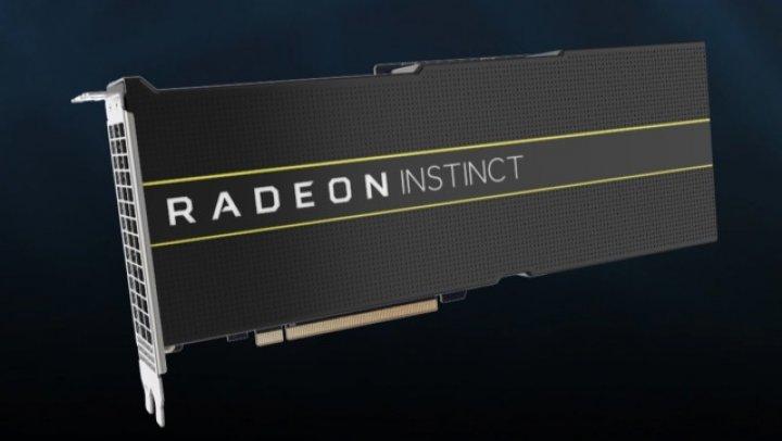 AMD a lansat primul GPU cu proces de fabricaţie pe 7nm din lume