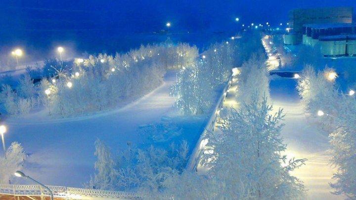 Locuri din toată lumea în care iarna e ca-n basme (IMAGINI FASCINANTE)
