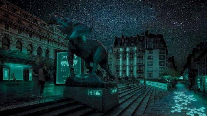 Luna artificială, plantele luminiscente, bacteriile, posibile soluţii pentru iluminarea oraşelor pe timpul nopţii