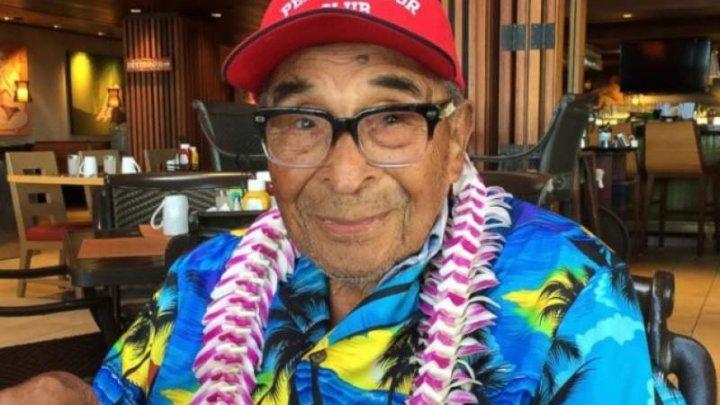 Cel mai longeviv supraviețuitor de la Pearl Harbor a murit, la vârsta de 106 ani