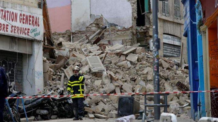 BILANȚ SUMBRU: Numărul victimelor prăbușirii unei clădiri dintr-un oraș din Franța a ajuns la cinci morți