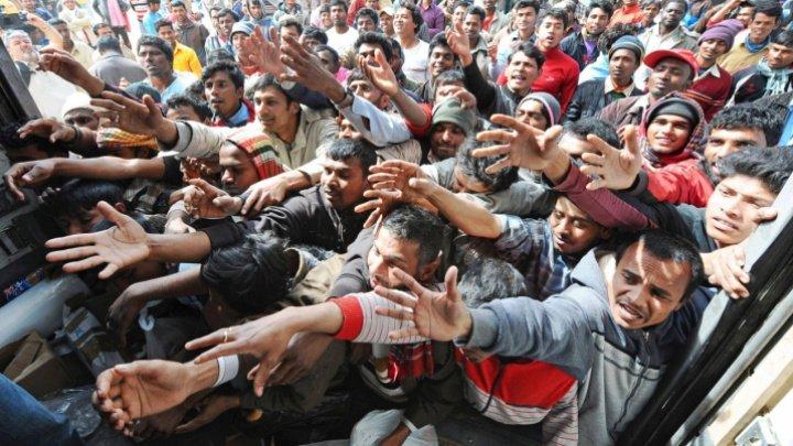 ONU: Peste 2.000 de migranţi au murit în Mediterana din luna ianuarie