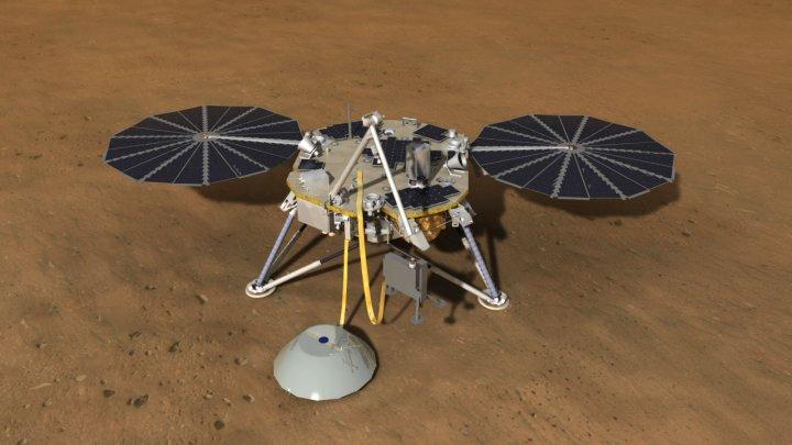Sonda spaţială InSight a NASA i-a omagiat pe membrii formaţiei Goodbye to Gravity morţi în incendiul de la Colectiv