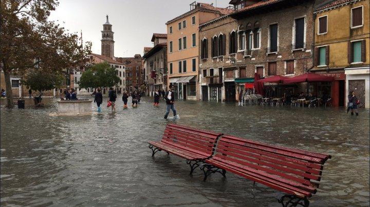Alertă în Italia. Au început ploile în nordul ţării. Meteorologii avertizează despre riscul noilor inundaţii