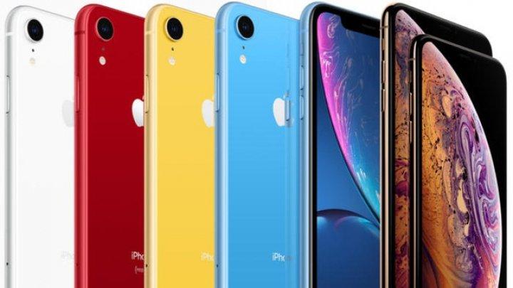 Apple ar putea să ieftinească unul dintre noile modele iPhone XR şi XS