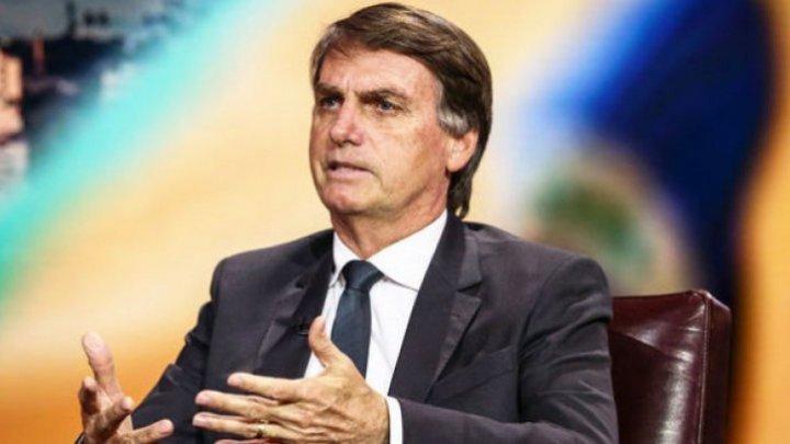 Jair Bolsonaro doreşte să transfere ambasada Braziliei în Israel de la Tel Aviv la Ierusalim