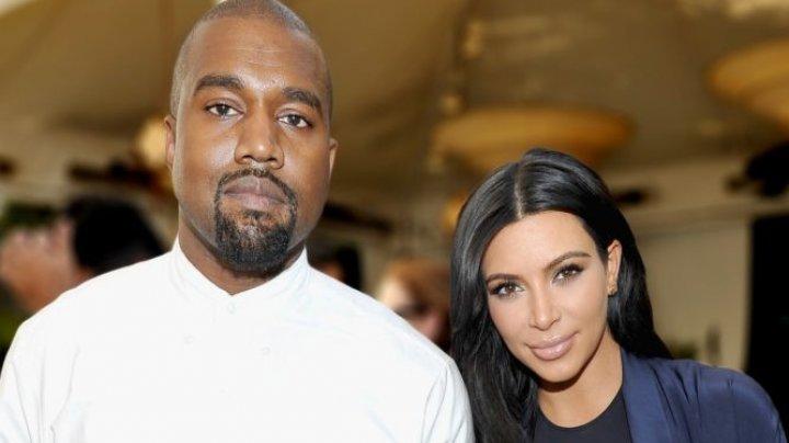 Kim Kardashian şi Kanye West au plătit pompieri particulari ca să le protejeze casa din calea incendiului din California