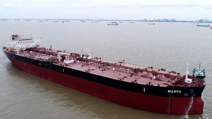 Un marinar român a dispărut de la bordul unui vas petrolier în Oceanul Pacific